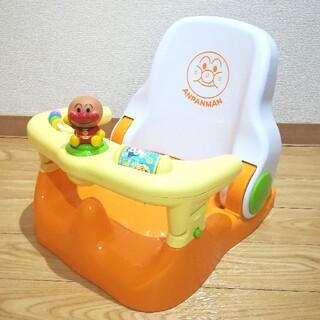 アンパンマン - アンパンマン コンパクトお風呂チェア 椅子 ベビーチェア