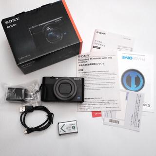 ソニー(SONY)の最終値下げ! 訳有り SONY DSC-RX100M5  RX100Ⅴ(コンパクトデジタルカメラ)