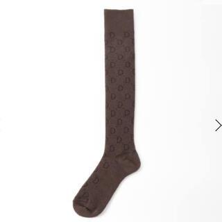 DEUXIEME CLASSE - jacquard socks