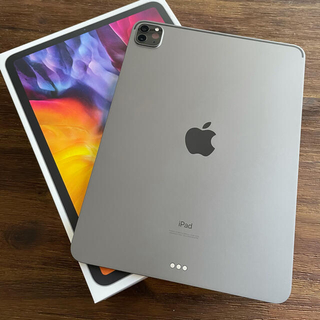 iPad - 保証付極美品 iPad Pro 11 2020 第2世代 Wi-Fi 128GB