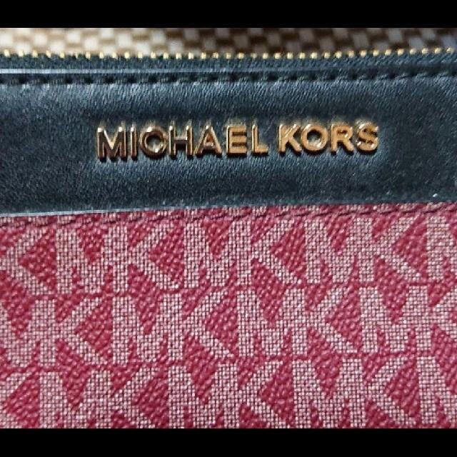 Michael Kors(マイケルコース)のマイケルコースクラッチバッグ レディースのバッグ(クラッチバッグ)の商品写真
