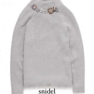 snidel - SNIDEL スナイデル  トップス レディース セール ニット