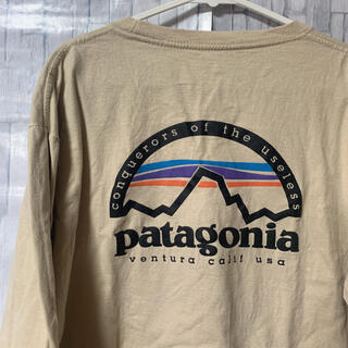 patagonia - Patagonia ロンT