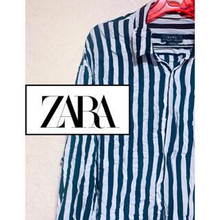 ザラ(ZARA)のZARA メンズ シャツ(シャツ)
