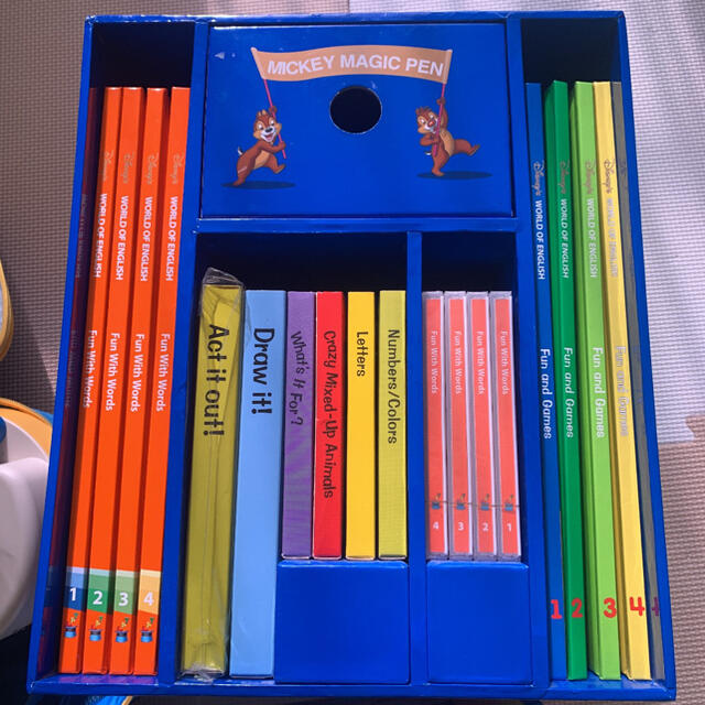 Disney(ディズニー)のワールファミリー キッズ/ベビー/マタニティのおもちゃ(知育玩具)の商品写真