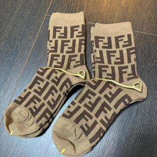 FENDI - 2点セット 靴下