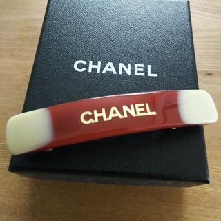 シャネル(CHANEL)のご専用❤正規品◆CHANEL バレッタ(バレッタ/ヘアクリップ)