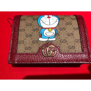 Gucci - グッチ gucci ドラえもん 財布 wallet doraemon