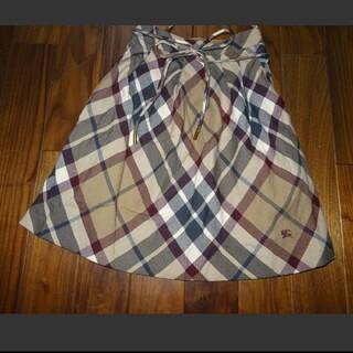 BURBERRY - BURBERRY スカート 34