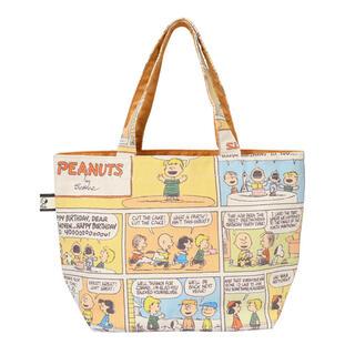 スヌーピー(SNOOPY)のスヌーピー ミニトートバッグ 60年代コミック PEANUTS トートバック(トートバッグ)