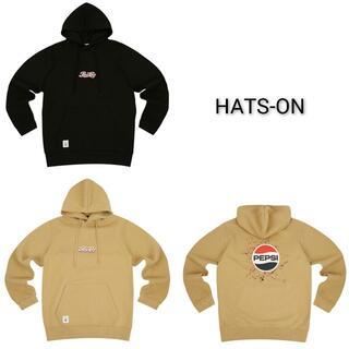 HATS-ON(ハッツオン)スウェットパーカー H1021(パーカー)