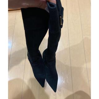 ダイアナ(DIANA)のダイアナ 黒ブーツ 値下げ‼️(ブーツ)
