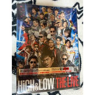 エグザイル トライブ(EXILE TRIBE)のHiGH&LOW THE LIVE(国内アーティスト)