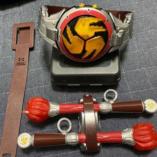 バンダイ(BANDAI)のDX音撃棒セット(特撮)