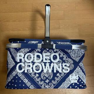 RODEO CROWNS - RODEO CROWNS☆ロデオクラウンズ ノベルティ 保冷バッグ