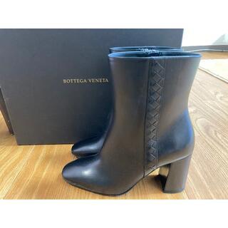 Bottega Veneta -  新品未使用 ボッテガヴェネタ BOTTEGAVENETA ショートブーツ 34