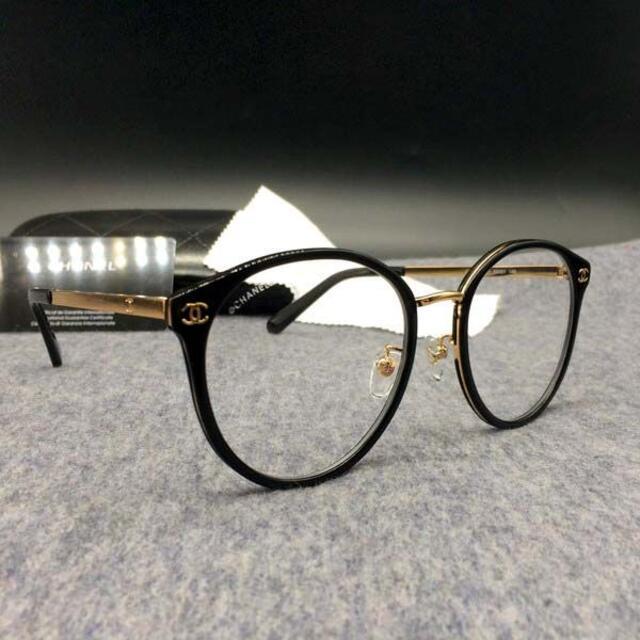 CHANEL(シャネル)のシャネル CHANEL 2133 メガネ フレーム サングラス ブラック レディースのファッション小物(サングラス/メガネ)の商品写真