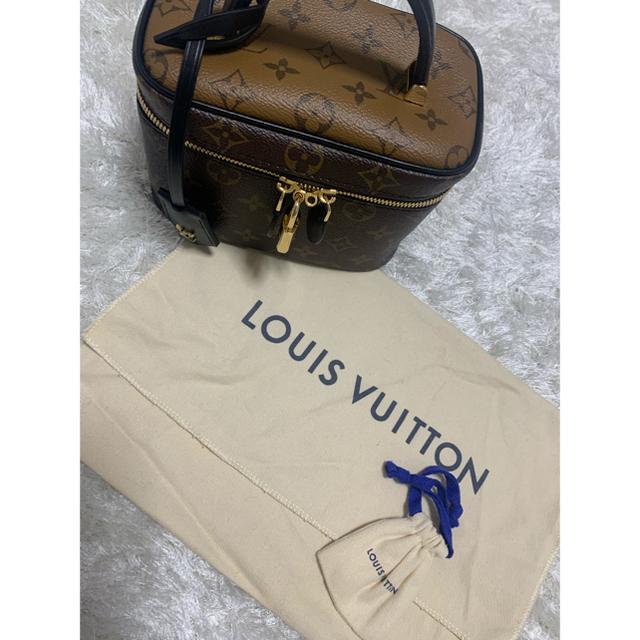 LOUIS VUITTON(ルイヴィトン)のルイヴィトン ヴァニティ NV PM (値段交渉可能) レディースのバッグ(ハンドバッグ)の商品写真