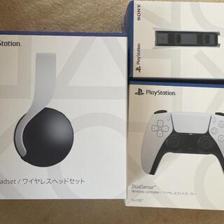 プレイステーション(PlayStation)のPS5 PULSE 3D・DualSense(ヘッドフォン/イヤフォン)