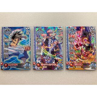 タカラトミーアーツ(T-ARTS)のドラゴンクエスト ダイの大冒険 クロスブレイド SPカード3枚セット(カード)