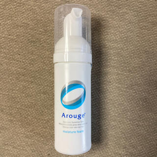 アルージェ(Arouge)のアルージェ モイスチャーフォーム40ml(洗顔料)
