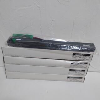 フジツウ(富士通)のFUJITSU 富士通 リボンカセット PT-5 赤/黒 シリーズ4本セット(PC周辺機器)