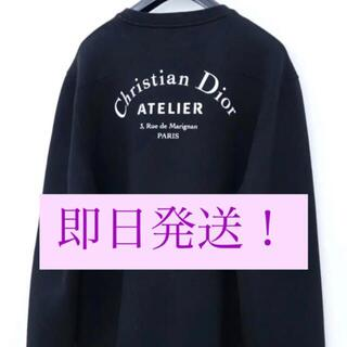 Christian Dior - Dude9 Dior homme トレーナー ブラック 未着用 L
