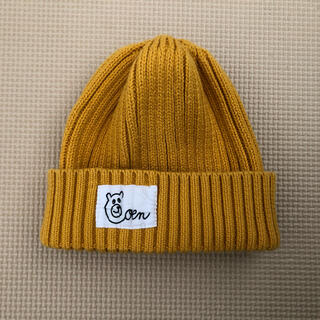 コーエン(coen)のcoen キッズニット帽(帽子)