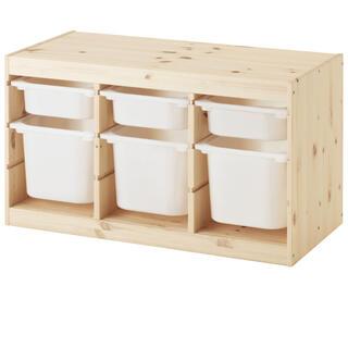 イケア(IKEA)の送料込み新品 要組立TROFAST トロファスト 収納コンビネーション IKEA(収納/チェスト)