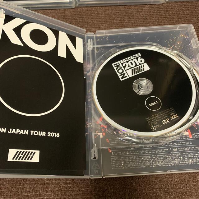 iKON(アイコン)のiKON JAPAN TOUR 2016 DVD エンタメ/ホビーのDVD/ブルーレイ(ミュージック)の商品写真