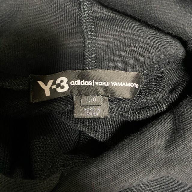 Y-3(ワイスリー)のy-3 Yohji Yamamoto 15周年ロゴパーカー メンズのトップス(パーカー)の商品写真