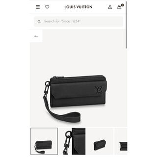 LOUIS VUITTON - NEW LONG WALLET / ジッピーウォレット