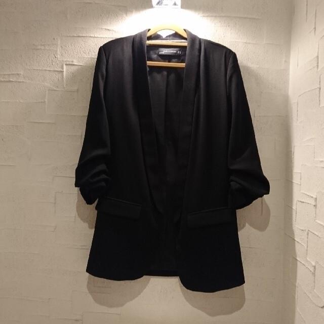 ZARA(ザラ)のZARA テーラードジャケット レディースのジャケット/アウター(テーラードジャケット)の商品写真