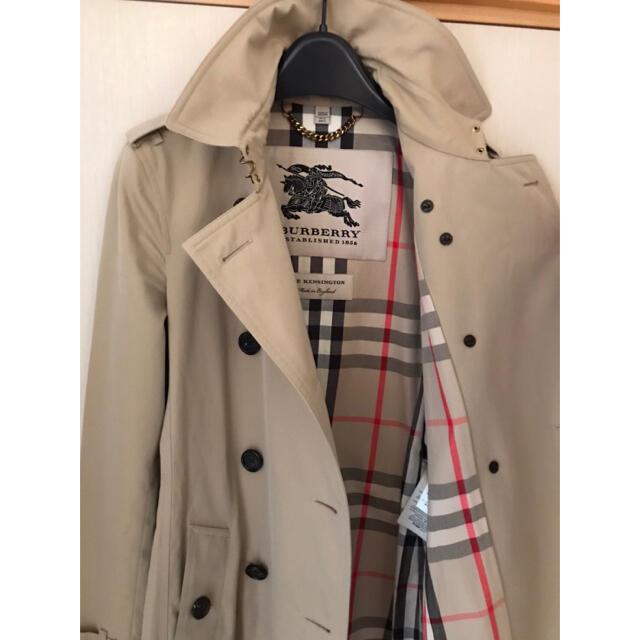 BURBERRY(バーバリー)のBURBERRY ロングケンジントン トレンチコート レディースのジャケット/アウター(トレンチコート)の商品写真