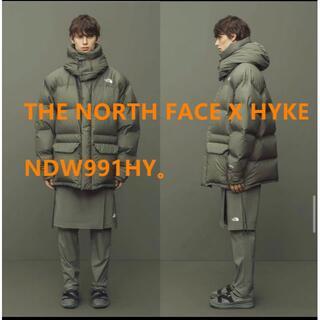 ハイク(HYKE)のTHE NORTH FACE HYKE 19AW WS BIG DOWN JAC(ダウンジャケット)