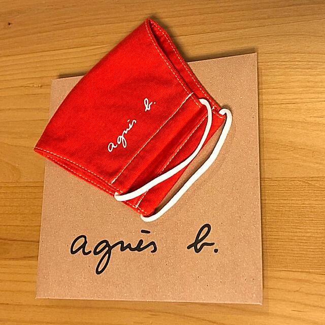 agnes b.(アニエスベー)のアニエスベー   マスク レディースのファッション小物(その他)の商品写真