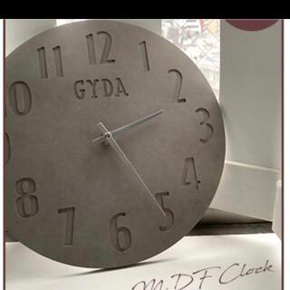ジェイダ(GYDA)のGYDA ノベルティ 時計(ノベルティグッズ)