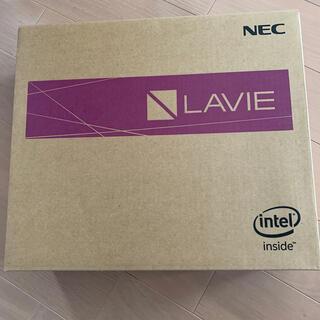エヌイーシー(NEC)のNEC モバイルノート(12.5インチ)(ノートPC)