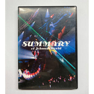 ジャニーズ(Johnny's)のSUMMARY DVD KAT-TUN NEWS Hey!Say!JUMP(アイドルグッズ)