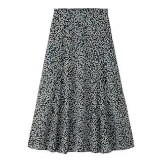 GU - フラワースカート