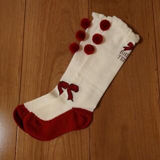 シャーリーテンプル(Shirley Temple)のシャーリーテンプル110cm(靴下/タイツ)