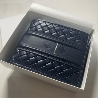 カステルバジャック(CASTELBAJAC)のCAGTELBAJAC/カステルバジャック/財布/さいふ/紺色(折り財布)