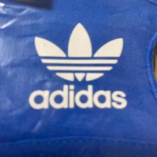 adidas - アディダス  ブルー 3枚セット XS/S 新品