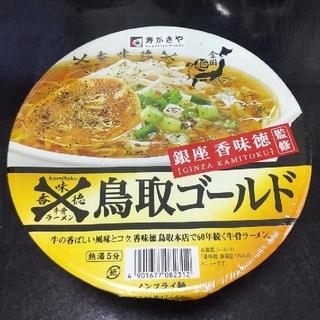 182  寿がきや 鳥取ゴールド(インスタント食品)