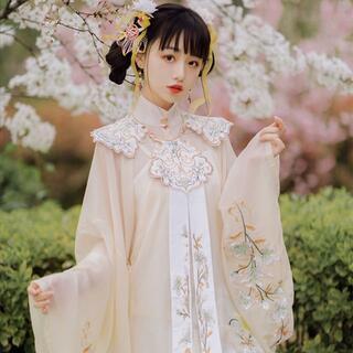 コスプレ 漢服 中華風 中国伝統服 新年 撮影用 着物 女子  xia11(衣装一式)