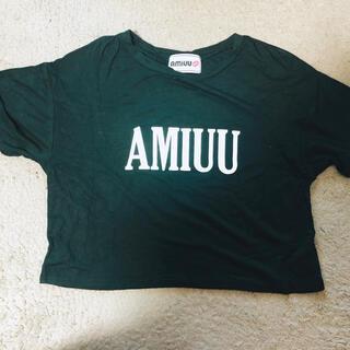 エヌエムビーフォーティーエイト(NMB48)のAmiuuWink Tシャツ(Tシャツ(半袖/袖なし))