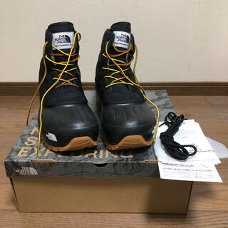 THE NORTH FACE - THE NORTH FACE snowboots スノーブーツ US10