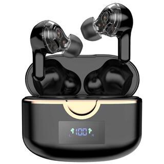 ♡ 2021進化版Bluetooth 5.1ワイヤレスイヤホン 新品 ♡(ヘッドフォン/イヤフォン)