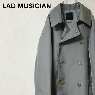 LAD MUSICIAN - LAD MUSICIAN ラッドミュージシャン トレンチコート ポリエステル