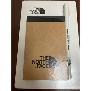 ザノースフェイス(THE NORTH FACE)のノースフェイス メモ ノート(ノート/メモ帳/ふせん)